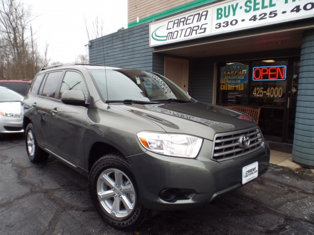 2009 TOYOTA HIGHLANDER  for sale at Carena Motors