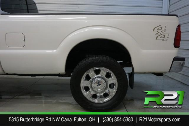 2013 Ford F-350 SD LARIAT CREW CAB 4WD--INTERNET SALE PRICE ABSOLUTELY ENDS SATURDAY NOVEMBER 30TH!! for sale at R21 Motorsports