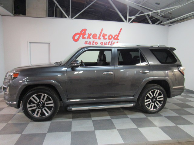 2017 Toyota 4Runner Limited 4WD in Cleveland