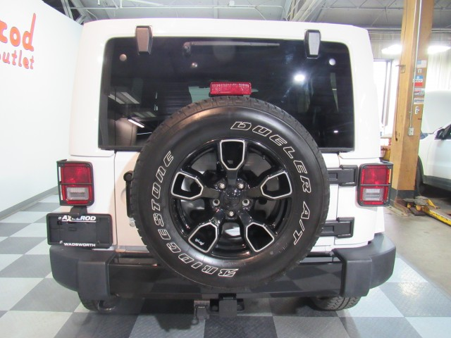 2017 Jeep Wrangler Unlimited Smokey Mountain Edt 4WD in Cleveland