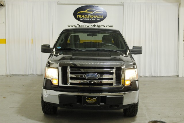 2009 FORD F150 XLT SUPERCREW for sale at Tradewinds Motor Center