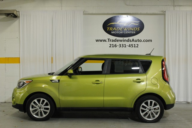 2017 KIA SOUL + for sale at Tradewinds Motor Center