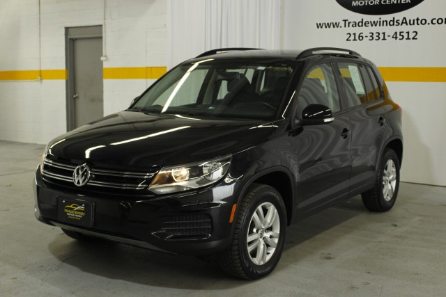 2016 VOLKSWAGEN TIGUAN  for sale at Tradewinds Motor Center