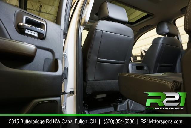 2018 GMC SIERRA 2500HD DENALI CREW CAB 4WD DURAMAX DIESEL for sale at R21 Motorsports