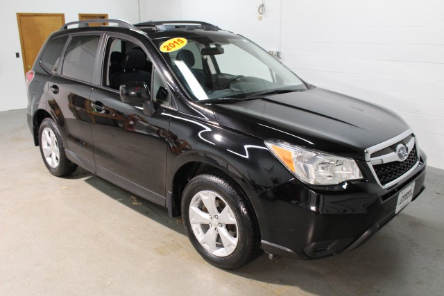 2015 SUBARU FORESTER 2.5I PREMIUM for sale | Used Cars Twinsburg | Carena Motors