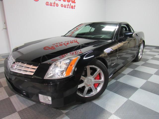 2006 Cadillac XLR Convertible Black Star Edition