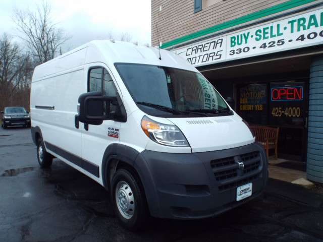 2017 RAM PROMASTER 2500 for sale at Carena Motors