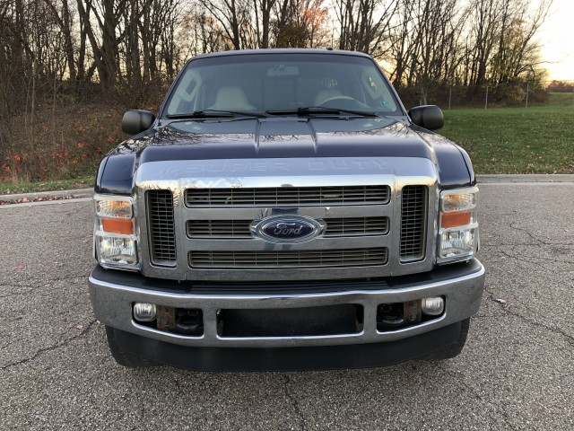 2008 Ford F-250 SD Lariat 4WD Crew Cab for sale at Summit Auto Sales