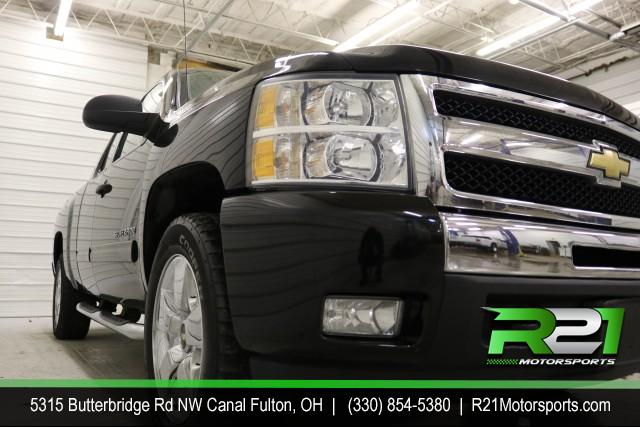 2011 CHEVY SILVERADO 1500 LT - EXT CAB - SHORT BED - 4WD - NOTHING FLASHY BUT REAL SOLID TRUCK FOR UNDER $15K! for sale at R21 Motorsports