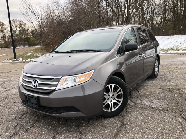 2011 Honda Odyssey EX-L for sale at Summit Auto Sales