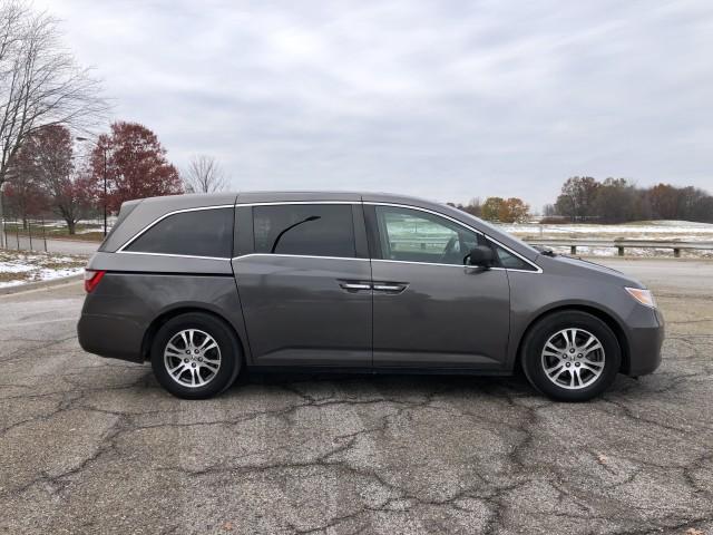 2011 Honda Odyssey EX-L for sale at Summit Auto Sales