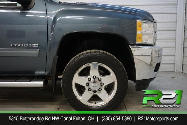 2013 Chevrolet Silverado 2500HD LTZ CREW CAB 4WD for sale at R21 Motorsports
