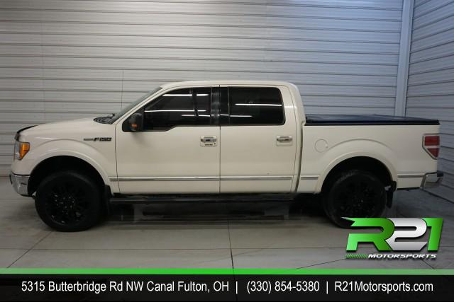 2012 FORD F-150 FX4 SUPER CREW--INTERNET SALE PRICE ABSOLUTELY ENDS SATURDAY DECEMBER 16TH!! for sale at R21 Motorsports