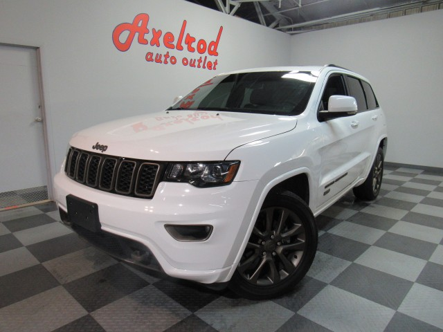 2017 Jeep Grand Cherokee Limited Anniversary Ediition 4WD