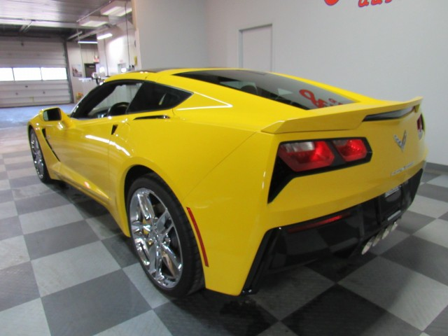 2014 Chevrolet Corvette Stingray Z51 3LT Coupe Automatic in Cleveland
