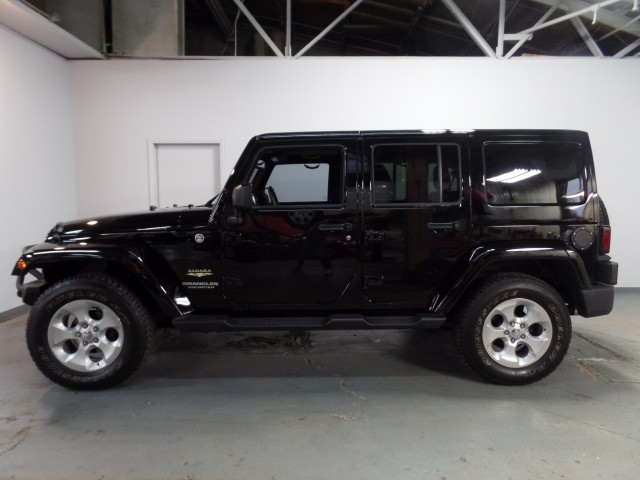 2015 jeep wrangler unlimited sahara 4wd for sale at axelrod auto outlet view other sport. Black Bedroom Furniture Sets. Home Design Ideas