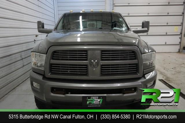 2012 RAM 3500 LIMITED 4WD MEGA CAB DUALLY CUMMINGS -- INTERNET SALE PRICE ENDS SATURDAY JANUARY 25TH for sale at R21 Motorsports