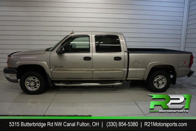 2011 CHEVROLET SILVERADO 2500HD LTZ--INTERNET SALE PRICE ENDS SATURDAY JANUARY 18TH for sale at R21 Motorsports