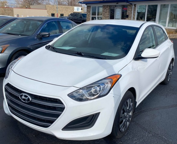 2016 Hyundai Elantra GT A/T for sale at Tri-State Fine Cars