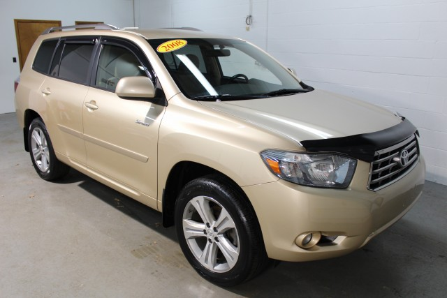 2008 TOYOTA HIGHLANDER SPORT for sale | Used Cars Twinsburg | Carena Motors