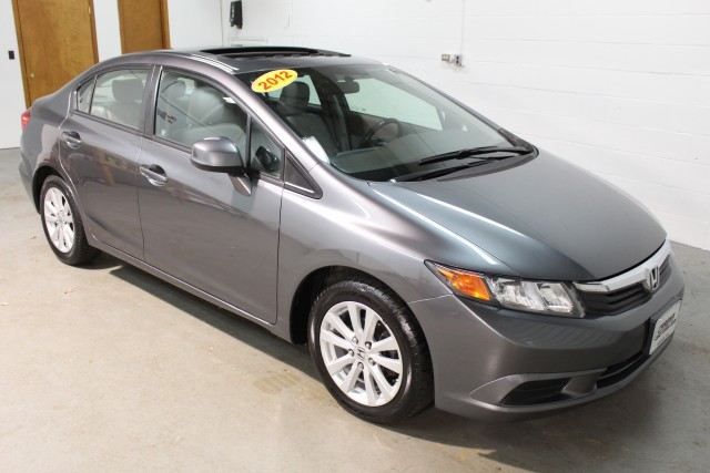 2012 HONDA CIVIC EXL for sale | Used Cars Twinsburg | Carena Motors