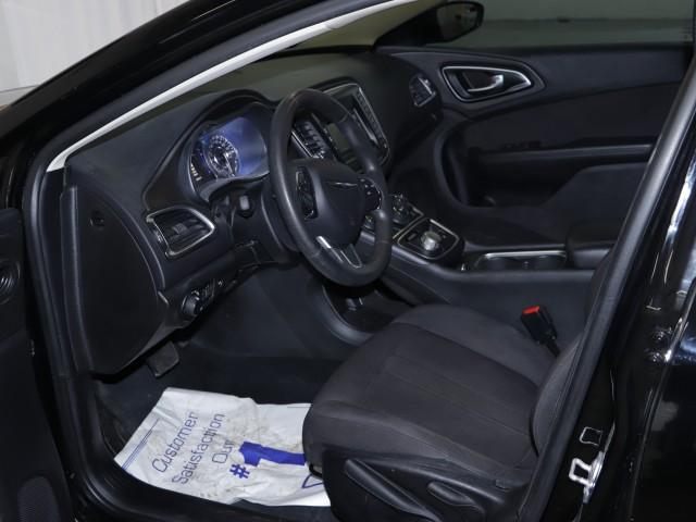 2015 CHRYSLER 200 LIMITED for sale at Tradewinds Motor Center