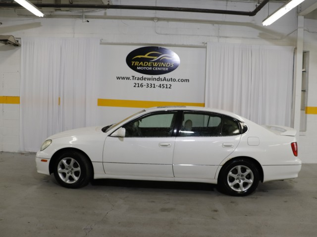 2001 LEXUS GS 300 for sale at Tradewinds Motor Center