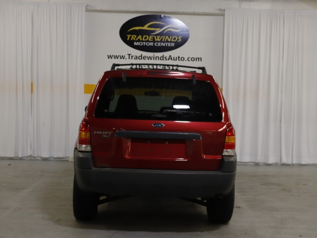 2004 FORD ESCAPE XLT for sale at Tradewinds Motor Center