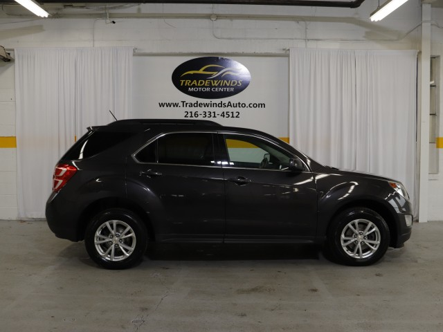 2016 CHEVROLET EQUINOX LT for sale at Tradewinds Motor Center
