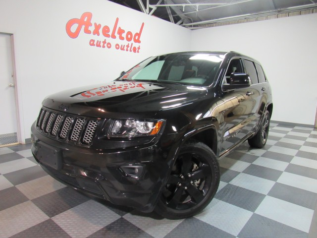 2015 Jeep Grand Cherokee Altitude Edition 4WD