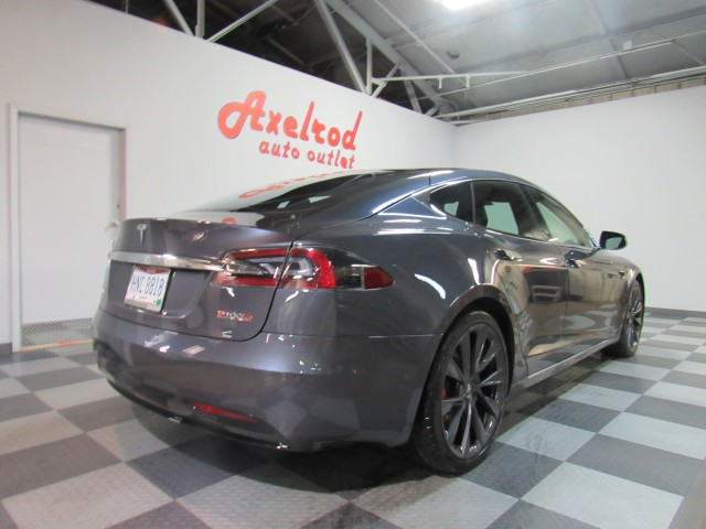 2018 Tesla Model S P100D AWD in Cleveland