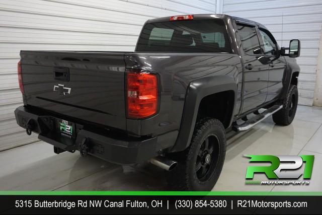 2014 CHEVROLET SILVERADO 1500 LT CREW CAB 4WD--INTERNET SALE PRICE ENDS SATURDAY MAY 9TH for sale at R21 Motorsports