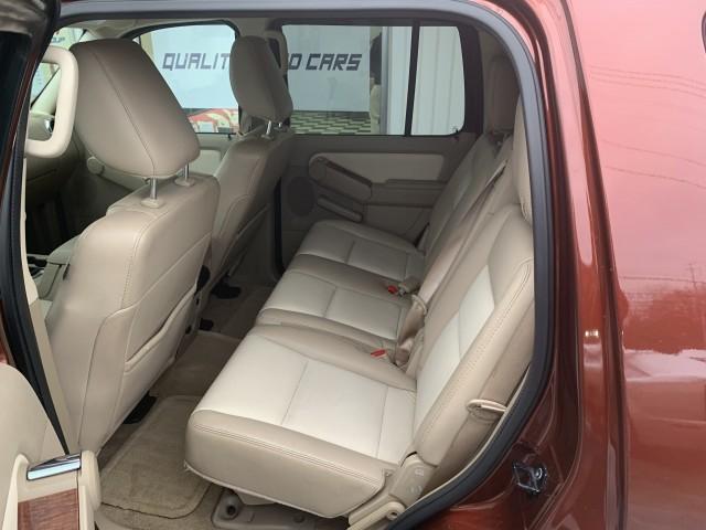 2010 FORD EXPLORER EDDIE BAUER for sale at Stewart Auto Group