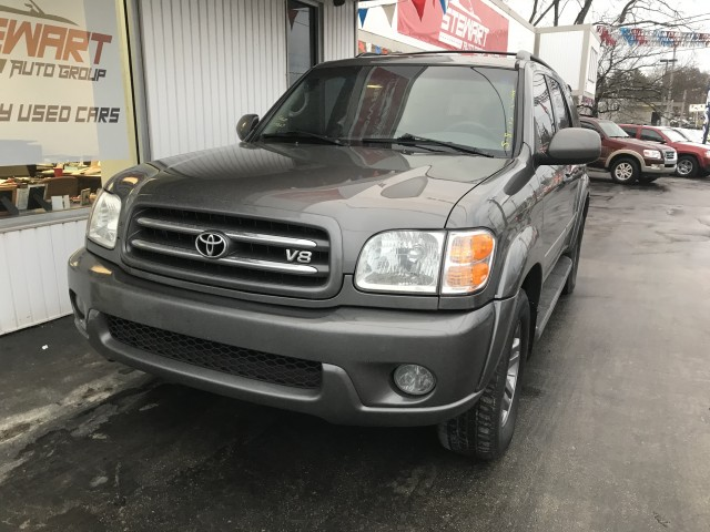 2003 TOYOTA SEQUOIA LIMITED for sale at Stewart Auto Group