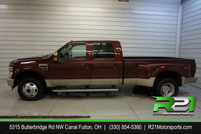 2012 FORD F-350 SD LARIAT CREW CAB 4WD--INTERNET SALE PRICE ABSOLUTELY ENDS SATURDAY DECEMBER 16TH!! for sale at R21 Motorsports
