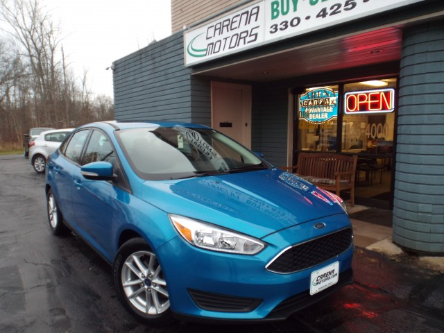 2016 FORD FOCUS SE for sale at Carena Motors