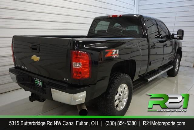 2012 Chevrolet Silverado 3500HD LTZ Crew Cab 4WD for sale at R21 Motorsports