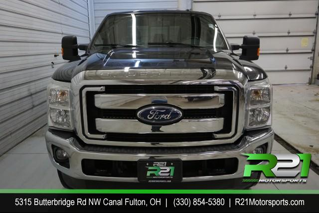 2011 Ford F-350 SD Lariat Crew Cab 4WD for sale at R21 Motorsports