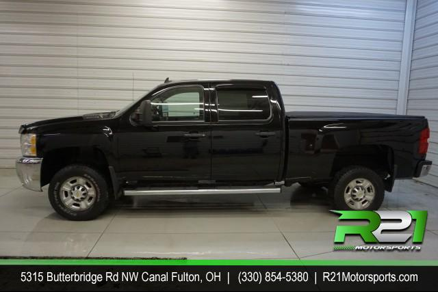 2007 CHEVROLET SILVERADO CLASSIC 3500 LT Crew Cab 4WD for sale at R21 Motorsports