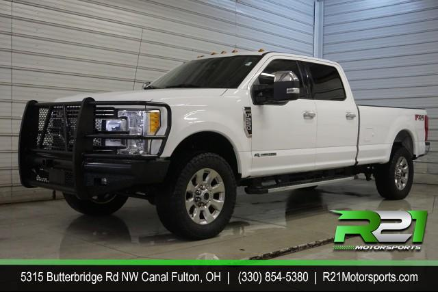 2018 Ford F-350 SD Lariat Crew Cab 4WD for sale at R21 Motorsports