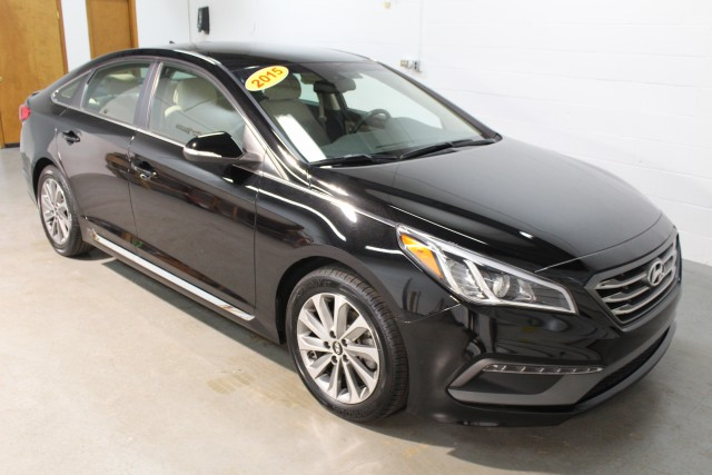 2015 HYUNDAI SONATA SPORT for sale | Used Cars Twinsburg | Carena Motors