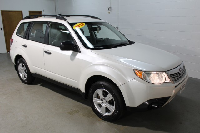 2012 SUBARU FORESTER 2.5X for sale | Used Cars Twinsburg | Carena Motors