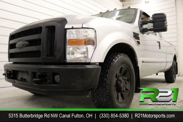 2005 FORD F-250 SD LARIAT - CREW CAB - 4WD - GOING THROUGH INSPECTION NOW - CALL 330-854-5380 FOR DETAILS! for sale at R21 Motorsports