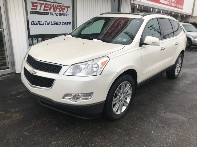 2011 CHEVROLET TRAVERSE LT for sale at Stewart Auto Group