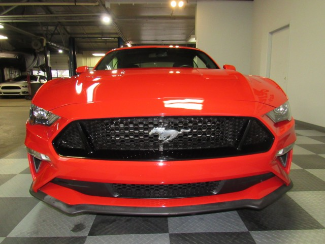 2019 Ford Mustang GT Premium Convertible in Cleveland