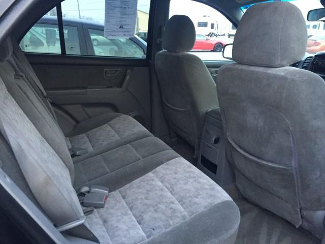 2005 Kia Sorento LX 4WD for sale at Mull's Auto Sales