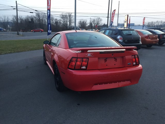 2004 Ford Mustang Deluxe Coupe for sale at Mull's Auto Sales