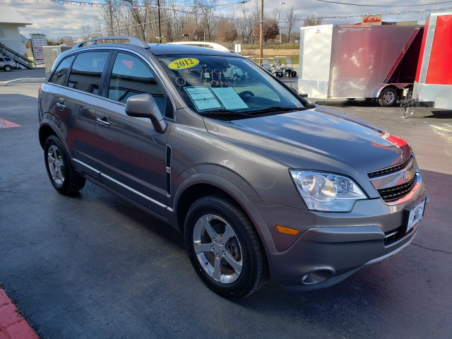 2012 Chevrolet Captiva Sport 1LT FWD for sale at Mull's Auto Sales
