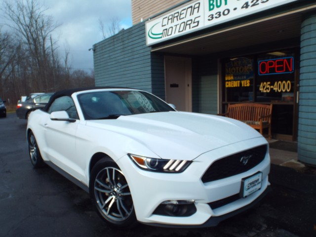 2017 FORD MUSTANG PREMIUM for sale in Twinsburg, Ohio