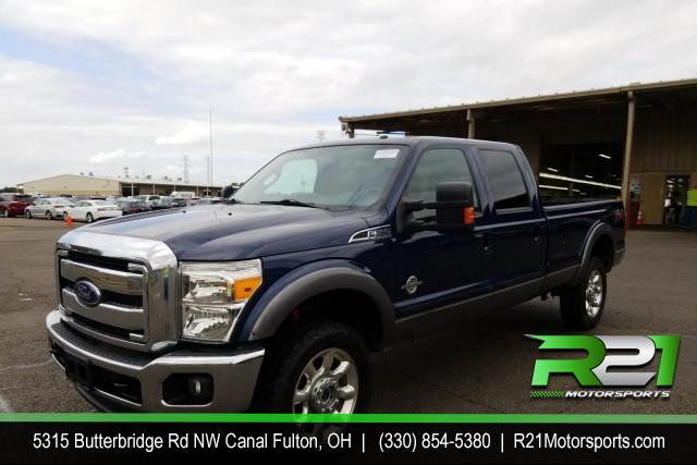 2014 FORD F-350 SD PLATINUM for sale at R21 Motorsports